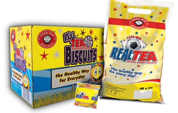 RealTea Energy Biscuits