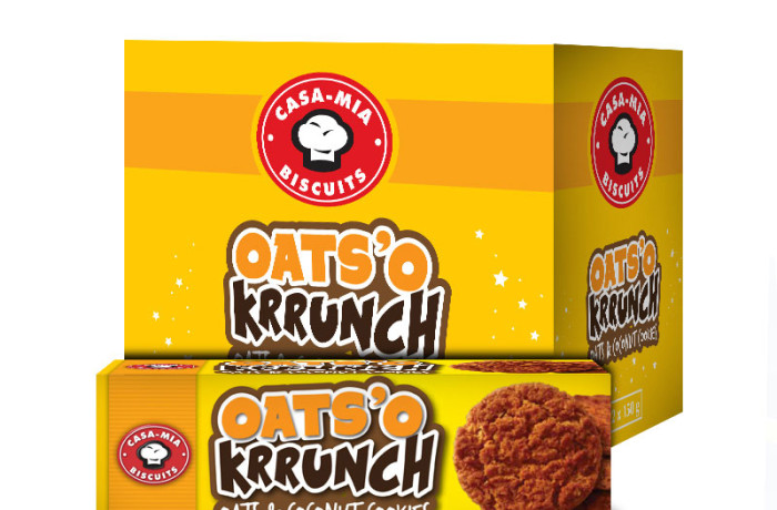 Oats 'n Krrunch